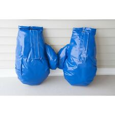 Blue & Yellow Replacement Boxing Gloves for Inflatable Boxing Ring