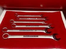"""CRAFTSMAN 6 PC. LARGE Combination SAE Wrench Set 1"""" to 1- 5/16"""" Inch"""