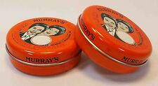 MURRAY'S (MURRAYS) SUPERIOR HAIR DRESSING POMADE *2LOT* 1.125OZ