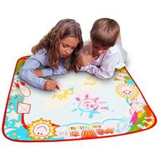 Aqua Doodle Drawing Toys Mat Magic Pen Educational 1 Mat+ 1 Wate Toy for Child
