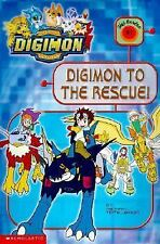 Digimon to the Rescue! (Digimon Reader) by Teitelbaum, Michael S., Good Book