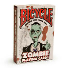 Zombie Bicycle Playing Cards - Poker Size Zombie Bicycle Card Deck from USPCC