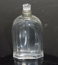 "VINTAGE JEAN PATOU AMOUR AMOUR PERFUME BOTTLE 2.5"" TALL"