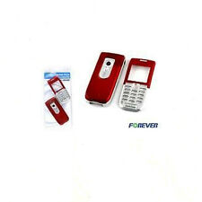 COVER HOUSING COMPATIBILE per SONY ERICSSON K300 K300i ROSSA