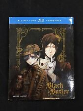 Black Butler: Book Of Murder - Ovas (Blu-ray + DVD Combo Pack)