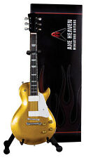 "Axe Heaven - 10"" Classic Electric Guitar Model - Gold/Black/White"