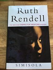 Simisola, Signed By Ruth Rendell.1st
