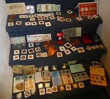 Mixed lots of world coins FREE SHIPPING in US--and GUARANTEED!