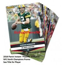 2016 Panini Instant PACKERS NFC Playoffs Exclusive #657 JULIUS PEPPERS