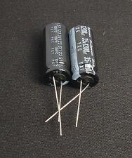 7pcs- 1200uf 35v Radial Electrolytic Capacitor 35v1200uf Rubycon YXG High ripple