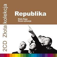 Republika - Zlota Kolekcja Vol. 1 & 2  (CD 2 disc) POLISH