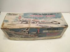 FLYING TIGERS SWING TAIL CARGO PLANE BOX---BOX ONLY