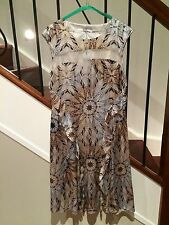 PHILOSOPHY BY ALBERTA FERRETTI LADIES SILK DRESS SIZE 44 NEW WITH TAGS