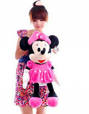 72CM LARGE SIZE CUTE DISNEY MINNIE MOUSE PLUSH DOLL KIDS BABY SOFT TOY STUFFED