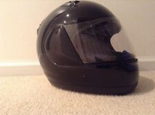 Arai Quantum 2 II Black Dot Full Face Motorcycle Helmet Size S 6 3/4 to 6 7/8