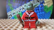LEGO® Star Wars™ Santa Yoda Jedi minifig w/ bag of toys - Lego Advent 7958 2011