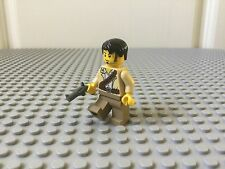 Lego Pharaoh's Quest Jake Raines Minifigura