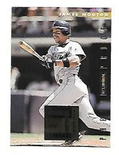 JAMES MOUTON 1996 DONRUSS PRESS PROOF #233 HOUSTON ASTROS  FREE COMBINED S/H