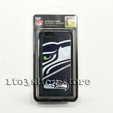 NFL Seattle Seahawks Rugged Hard Case Cover for iPhone 6 & iPhone 6s Blue/Green