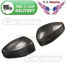 for Nissan Fairlady Z Z33 350Z JDM Real Carbon Fiber Mirror Cover Case 2003-2008