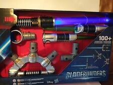 New Star Wars The Force Awakens Jedi Master Lightsaber Bladebuilders  - FREE S&H