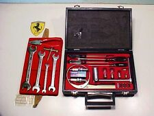 Ferrari Tool Kit_Briefcase_Oil Filter_Spark Plug Wrench_Screwdriver_Key 365 512