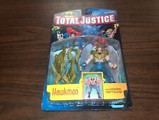 DC Comics Batman Total Justice HAWKMAN Figure with massive grip talons