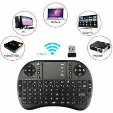 Mini 2.4Ghz Wireless Mini Keyboard with Touchpad for PC Android Smart TV BOX UP