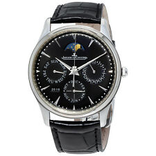 Jaeger LeCoultre Master Ultra Thin Automatic Mens Watch Q1308470