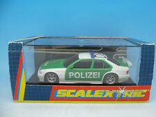 Scalextric C2121 Police Car BMW 320i, mint boxed