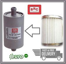 """LPG GPL """"BRC"""" cartridge for FJ1 filter case, Vapour, Autogas - NEW"""