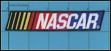 Nascar iron on patch racing Daytona beach TOP QUALITY EMBROIDERY Uniform LOGO