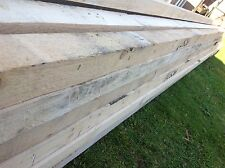 "RECLAIMED TIMBER 4""x3""  20ft LONG SOLID WOOD FOR BEARERS FENCE RAILS JOISTS ETC"