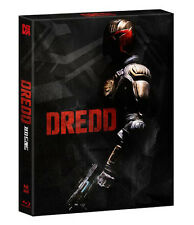 DREDD (Blu-ray) 2 Disc : 3D+2D / PET SLIP STEELBOOK ( BLACK  Edition )/ Region A