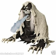 Halloween Animated Skeleton Reaper Fog Machine Accessory prop haunted house