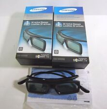 Set Of 2 Samsung SSG-3050GB 3D Active Glasses
