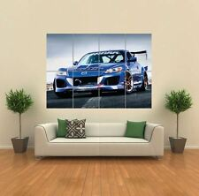 MAZDA RX8 CAR MAZDA SPORTS TUNING GIANT ART PRINT POSTER PICTURE WALL G1187