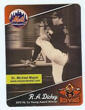 R.A. DIckey Magnet (Toronto Blue Jays) (Limited Edition of 2,500)