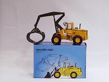 Volvo BM L180C Log Loader - 1/50 - Micro Link - Scoop #1100 - MIB