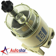 Brand New For Racor R12T Marine Spin-on Fuel Filter / Water Separator 120AT