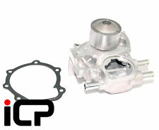 AISIN 3 PIPE WATER PUMP & GUARNIZIONE si adatta: SUBARU Impreza 92-14 WRX STI UK
