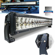 300W LED Work Light Bar Flood and Spot Combo Offroad 4WD SUV Boat  Driving Lamp