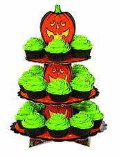 """Halloween: Wilton Aufkantung in karton 3 teller """"Zwucca Halloween"""""""