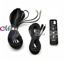 8M Separation Cable Kit with Panel mount for Yaesu FT-7800 FT-7900