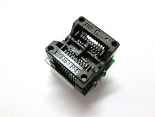 SOIC SOP8 to DIP8 EZ Programmer Adapter Socket Wide 200mil 208mil Module