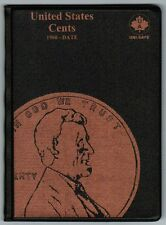 Uni-Safe United States US Penny 1 Cent Coin Album Folder 1960-Date USA