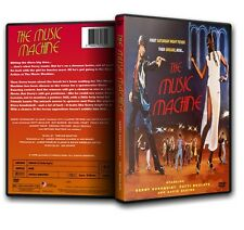 THE MUSIC MACHINE | G. Sundquist, Disco, Grease, Saturday Night Fever [1979] DVD