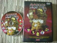 DVD SERIE ANIME DETECTIVE CONAN VOLUMÉN 1 GOSHO AOYAMA USADO EN BUEN ESTADO