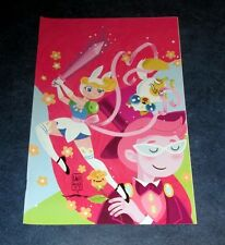 ADVENTURE TIME FIONNA & CAKE #3 C 1:15  virgin variant 1st print kaBOOM COMIC