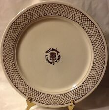 Vintage Homer Laughlin Hillcrest Country Club Plate Platter 11 Inches